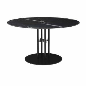 Table Ts Column Dining 130 Black