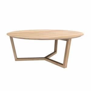 Table Basse Tripode Chêne