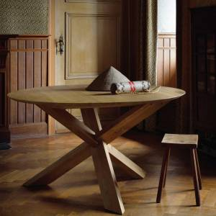 Table Circle Chêne