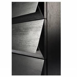 Commode Chêne Stairs 3 tiroirs