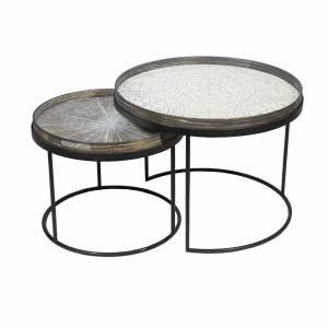 Table Round Set Low