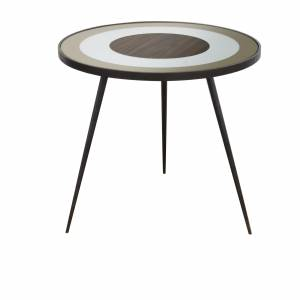 Table d'Appoint Bullseye L