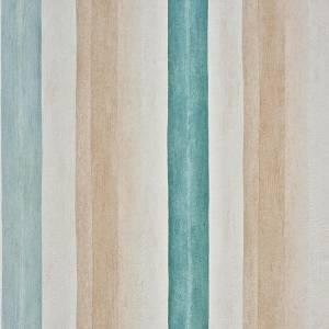 Papier peint Rayure Aquarelle Marina