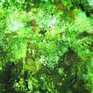 Papier peint Vert de Gris