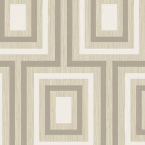 Papier Peint Art Déco Stripes +