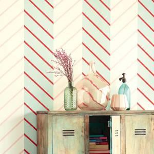 Papier Peint Smart Stripes +