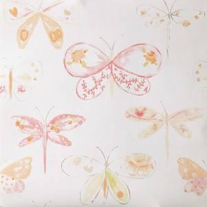 Papier Peint Oh La La Libellule