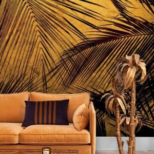 Papier peint Palms
