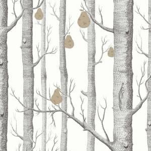 Papier peint Woods & Pears