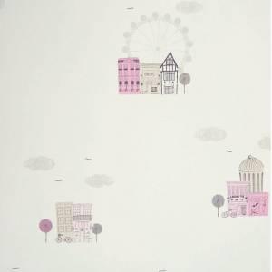 Papier Peint Alice & Paul Ville