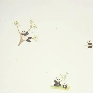 Papier Peint Alice & Paul Panda