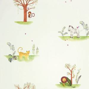 Papier Peint Alice & Paul Jungle