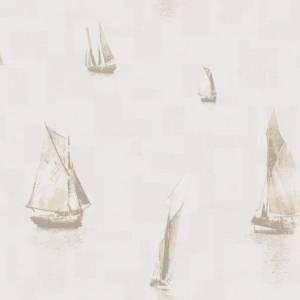 Papier Peint Baltic Bateaux