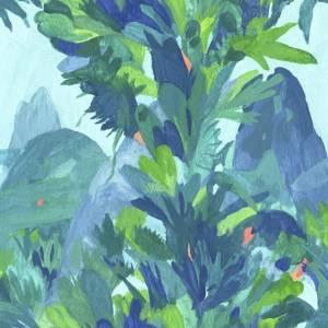 Papier Peint Baie Dalong