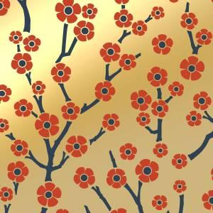Papier peint Sakura