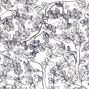 Papier peint Buxus