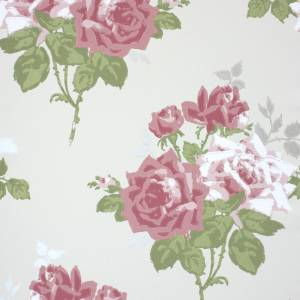 Papier Peint Rosa Alba