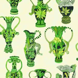 Papier peint Khulu Vases
