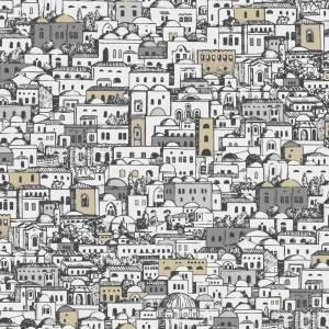 Papier peint Mediterranea