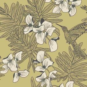 Papier Peint Hummingbird
