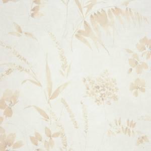 Papier peint Fleur Béton