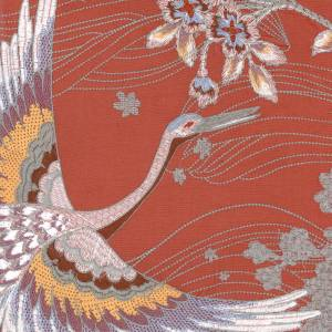 Papier peint Crane