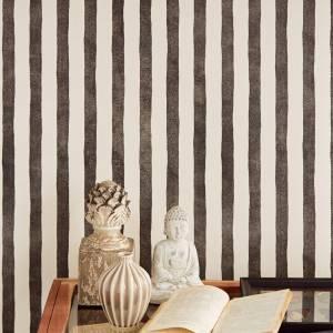 Papier Peint Classique Stripes +