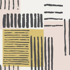 Papier Peint Madras Stripes +