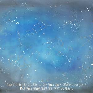 Papier peint Counting Stars