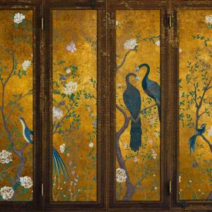 Papier peint Edo Screen