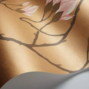 Papier peint Magnolia