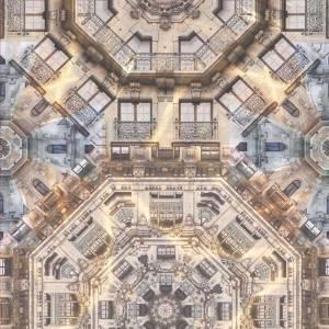 Papier Peint Fievre Haussemannienne