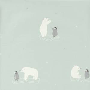 Papier Peint Happy Dreams Polar Bear