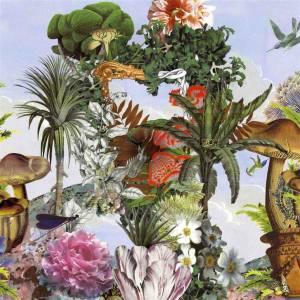 Papier Peint Jardin Des Reves Panoramic