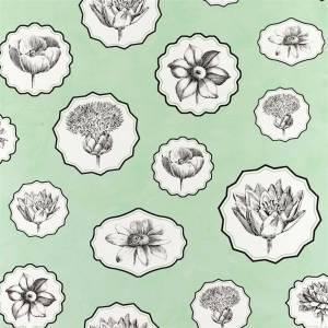 Papier Peint Herbariae