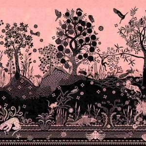 Papier Peint Bois Paradis