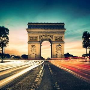 Panoramique Arc de Triomphe