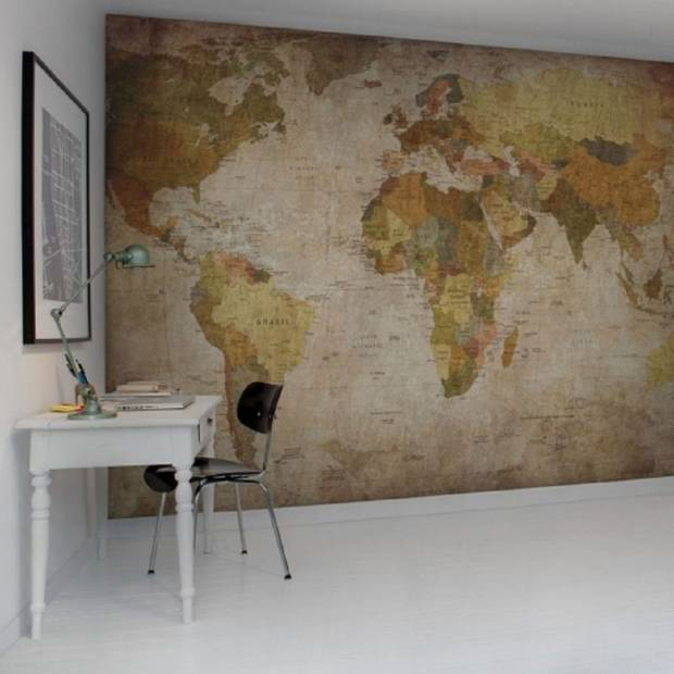 Panoramique World Map