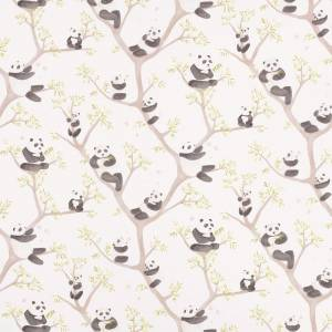 Tissu Alice & Paul Motif Place Panda