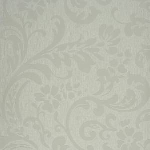 Papier Peint So White 3 Arabesque Fond Moire