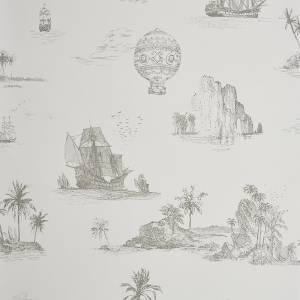 Papier Peint So White 2 Voyage