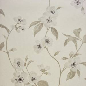 Papier Peint So White 2 Fleur